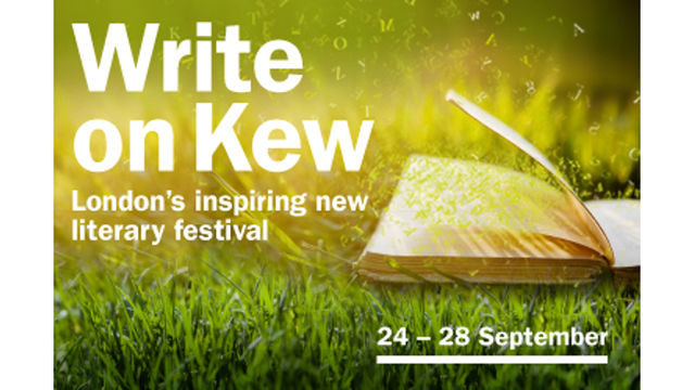 Tickets to Penelope Lively – The Garden in Literature (part of Write On Kew Festival) on Sunday 27th September at Kew Gardens