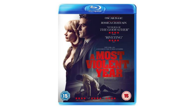 A Most Violent Year on Blu-ray