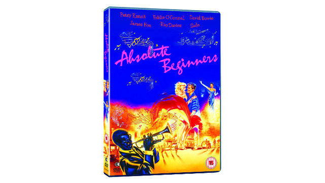 Absolute Beginners on DVD