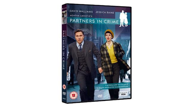 Agatha Christie's Partners In Crime starring David Walliams and Jessica Raine