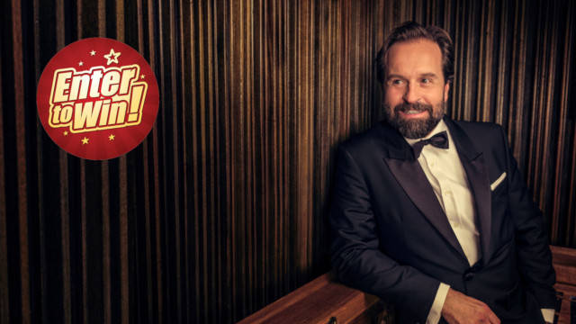 Win a pair of tickets to see Alfie Boe at Trentham Live 2021 on Sunday 5th September!