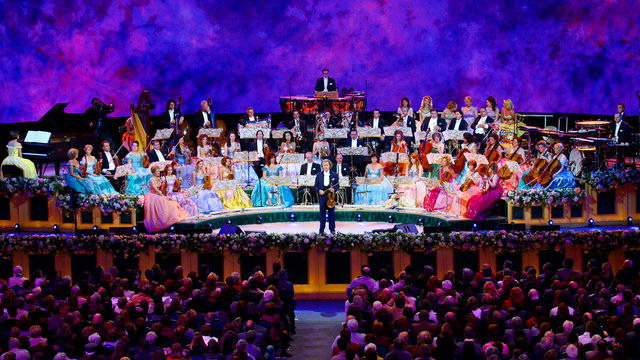 Tickets to see André Rieu's 2016 Maastricht Concert in Cinema