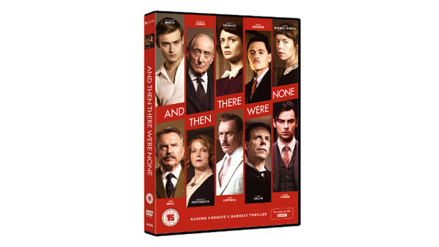BBC One's And Then There Were None on DVD
