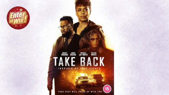 Take Back DVDs up for grabs