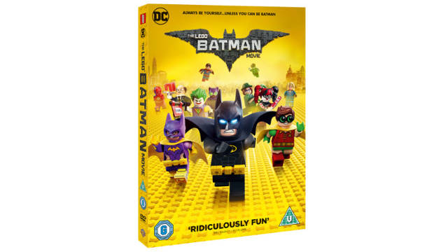 Win The LEGO Batman Movie