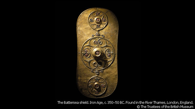 Celts: art and identity at the British Museum exhibition