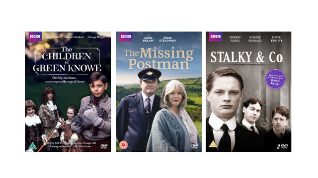 The Missing Postman, The Children of Green Knowe and Stalky & Co.