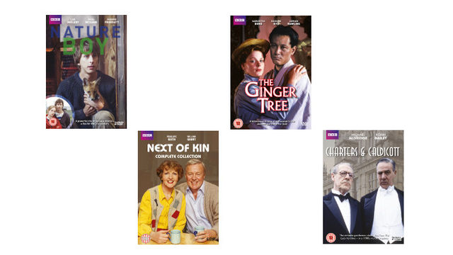 Classic BBC TV drama and comedy collection on DVD