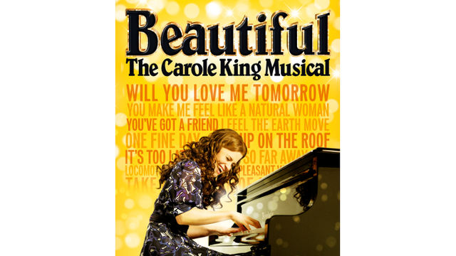 Beautiful at the Aldwych Theatre