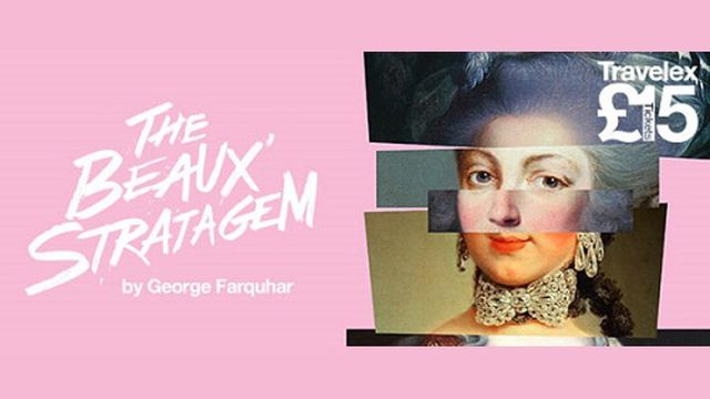 The Beaux' Stratagem at the National Theatre