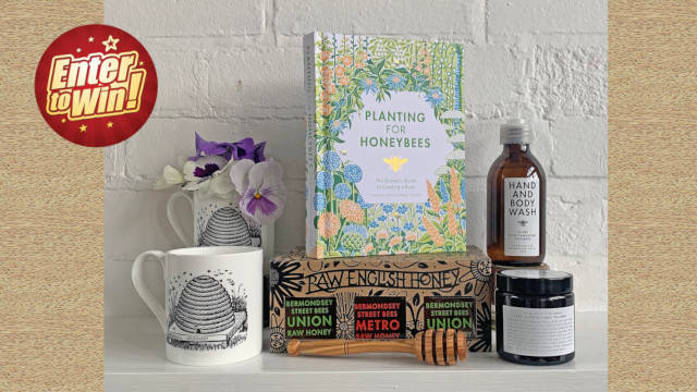 Win a gift box of Bermondsey Street Bees Products (worth over £100)