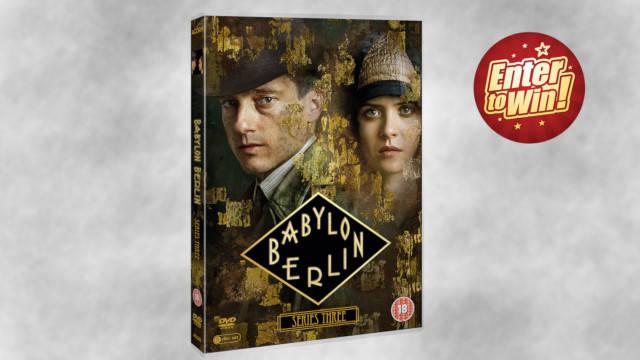 Babylon Berlin Series Three DVDs up for grabs