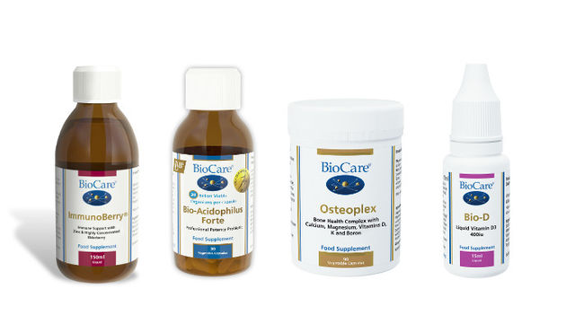 BioCare Winter Wellness Pack