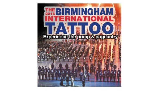 Win tickets to the birmingham international tattoo just for Tattoo removal columbus ohio cost