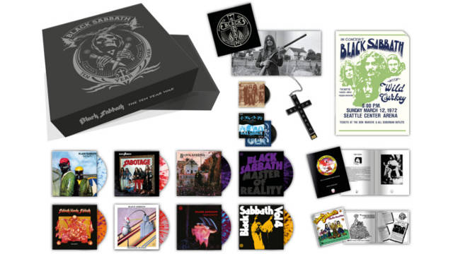 Win The Ten Year War – A Limited Edition Vinyl Boxset