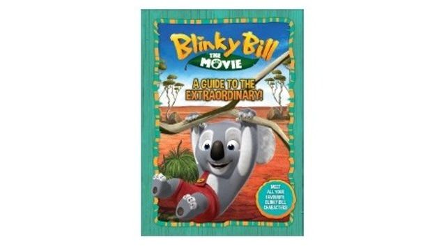 Blinky Bill Activity Book