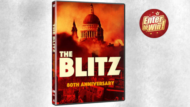 The Blitz 80th Anniversary DVDs up for grabs