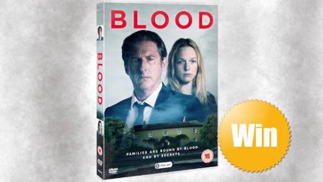 Blood DVDs up for grabs