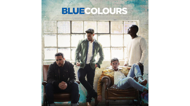 Blue's new album 'Colours'