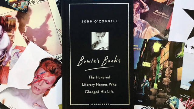 WIN A COPY OF BOWIE'S BOOKS BY JOHN O' CONNELL