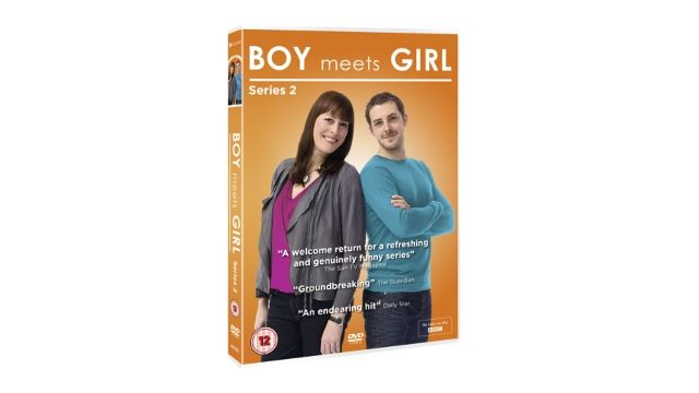 Boy Meets Girl Series 2 on DVD