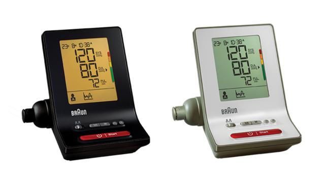 Braun ExactFit™ 3 BP6000 and Braun ExactFit™ 5 BP6200 Blood Pressure Monitors