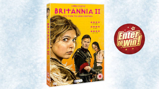 Britannia Series II DVDs up for grabs