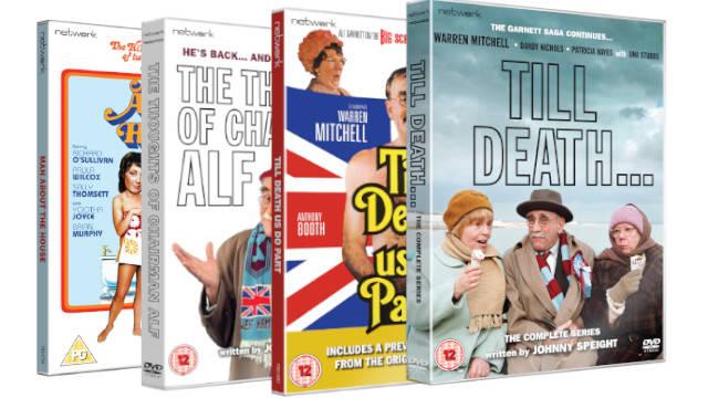 British Comedies