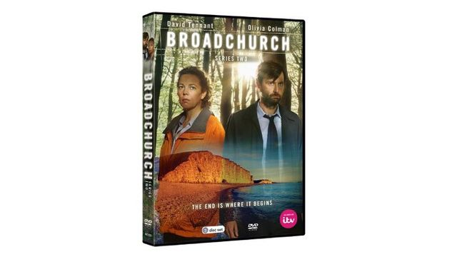 Broadchurch Series Two DVD