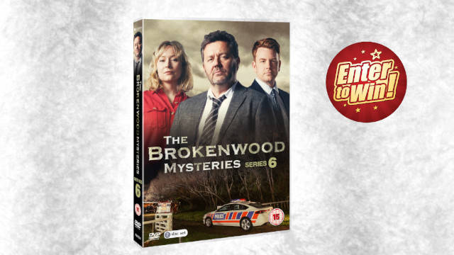 The Brokenwood Mysteries (Series Six) DVDs up for grabs