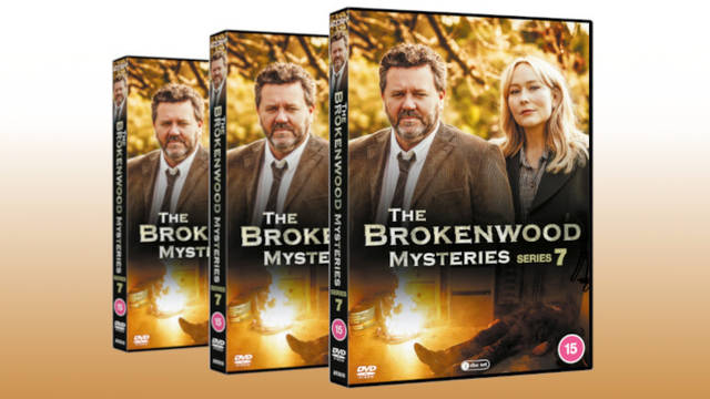 The Brokenwood Mysteries Series 7 DVDs up for grabs