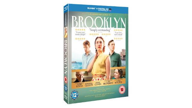 BAFTA and Academy Award®-nominated BROOKLYN