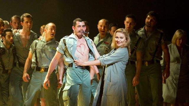 English National Opera's Carmen at London Coliseum