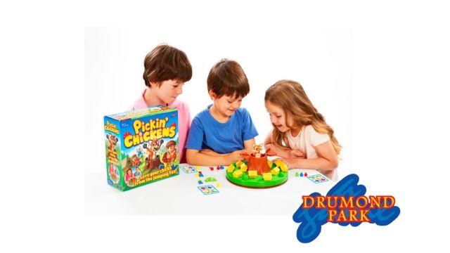 Pickin' Chickens Game from Drumond Park