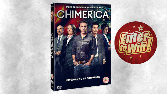 Chimerica DVDs up for grabs
