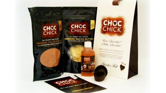Choc Chick starter kit