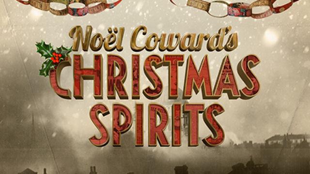 Noël Coward's Christmas Spirits at St James Studio