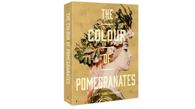 The Colour Of Pomegranates