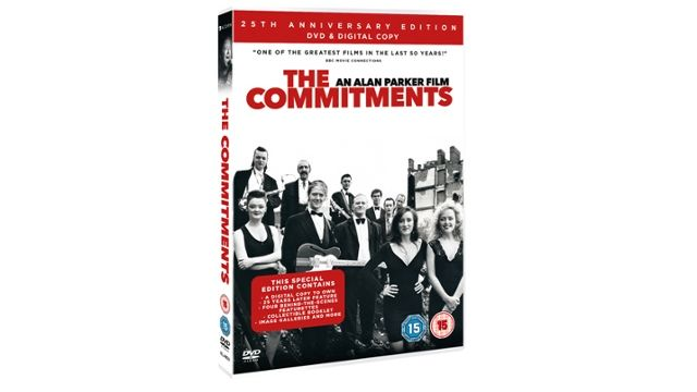 The Commitments 25th Anniversary Special Edition DVD