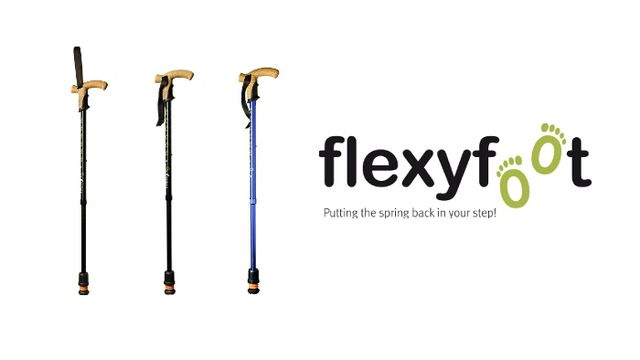 Flexyfoot Walking Stick