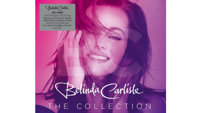 Belinda Carlisle The Collection CD+DVD give away!
