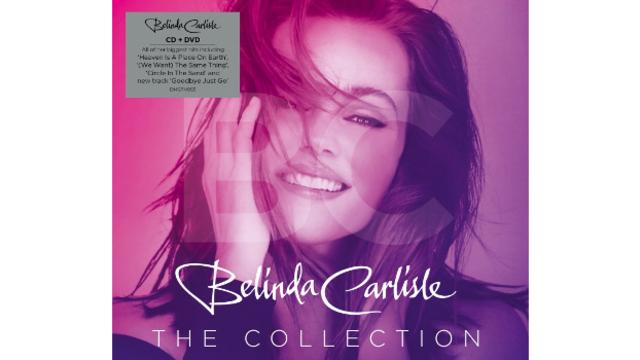 Belinda Carlisle The Collection CD+DVD give away!