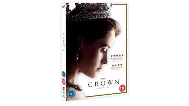 The Crown: Season One on DVD