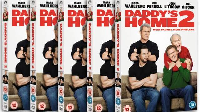 Win Daddy's Home 2 On DVD