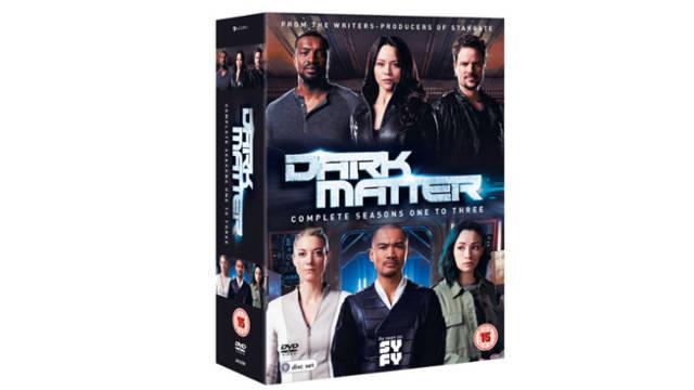 Dark Matter Season 1-3