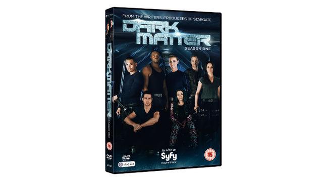Canadian Sci-fi series Dark Matter stars Roger R. Cross, Anthony Lemke and Jodelle Ferland