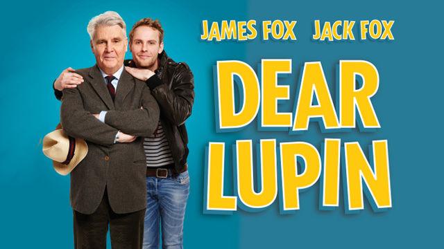 Dear Lupin at the Apollo Theatre starring James Fox & Jack Fox