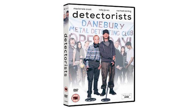 BBC4 metal detecting sitcom Detectorists