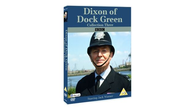 Dixon of Dock Green Collection Three DVD