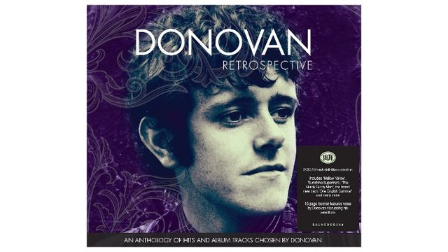 Donovan 2CD anthology 'Donovan Retrospective'